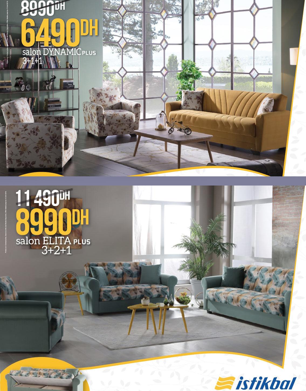 Salle A Manger H&h maison et decoration fes | catalogues promotions et soldes