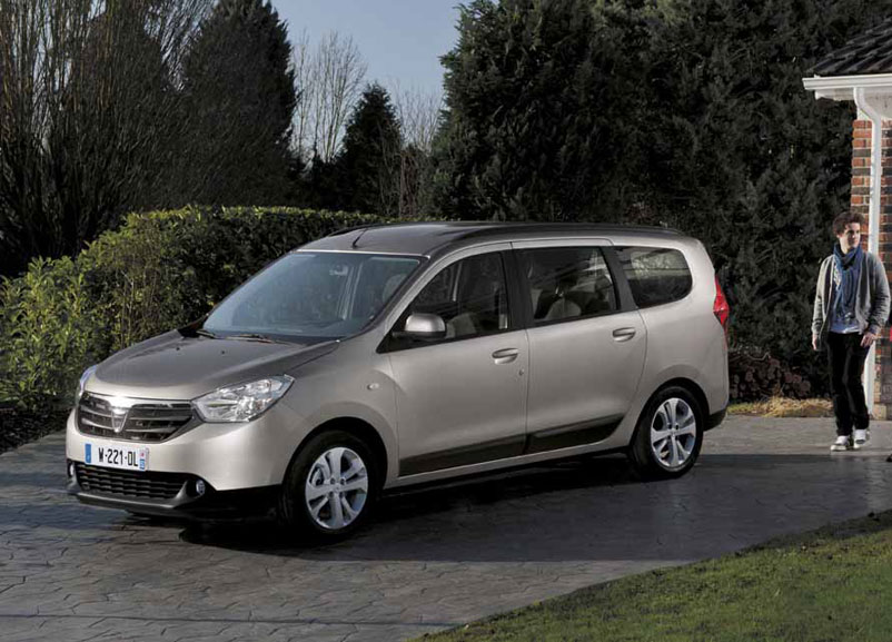 dacia lodgy 1 5 dci ambiance 7 places. Black Bedroom Furniture Sets. Home Design Ideas