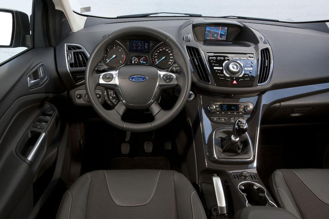 Ford Kuga Titanium 4 215 2 Tdci 2 0l