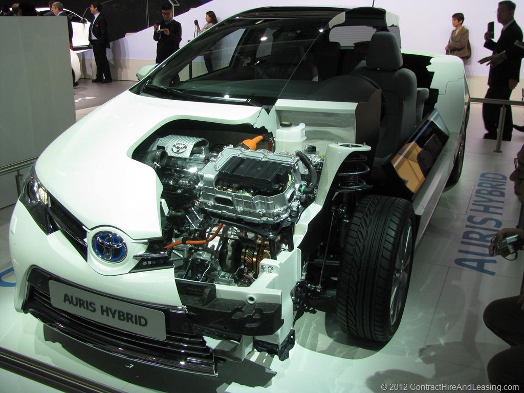 Toyota Auris Gold 1 4 L D 4d