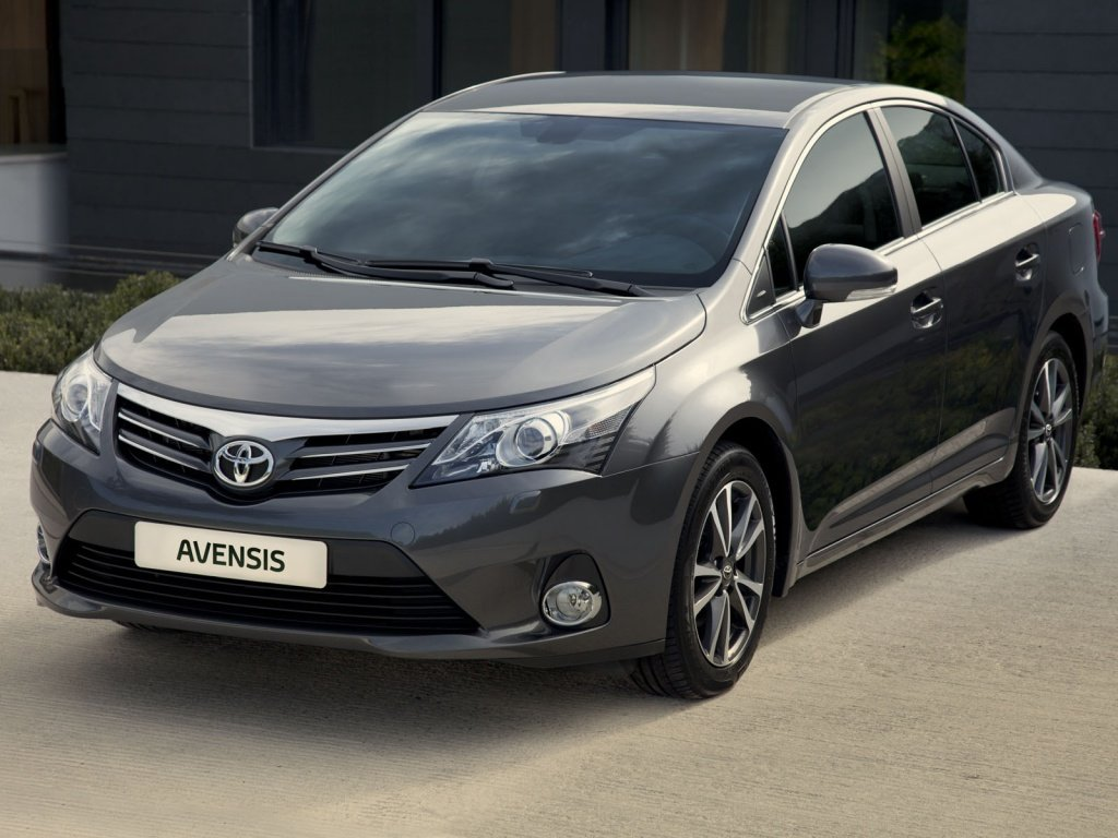 toyota avensis pack luxe limited 2 0 d 4d. Black Bedroom Furniture Sets. Home Design Ideas