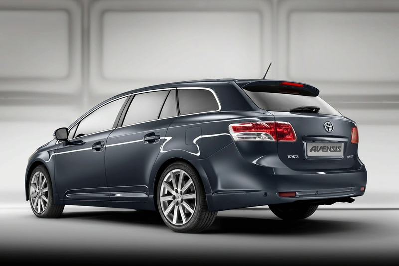 toyota avensis pack luxe 2 0 d 4d