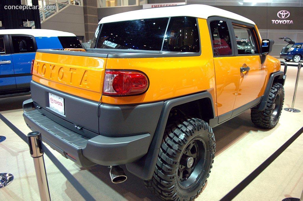 Toyota Fj Cruiser V6 4 0 Vvt I