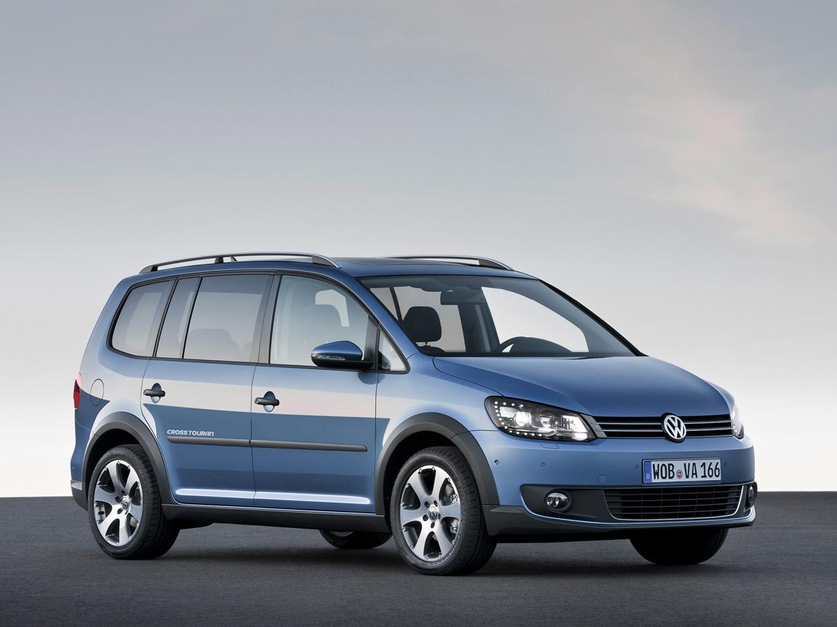 2014 Touran Cross Blue Autos Post