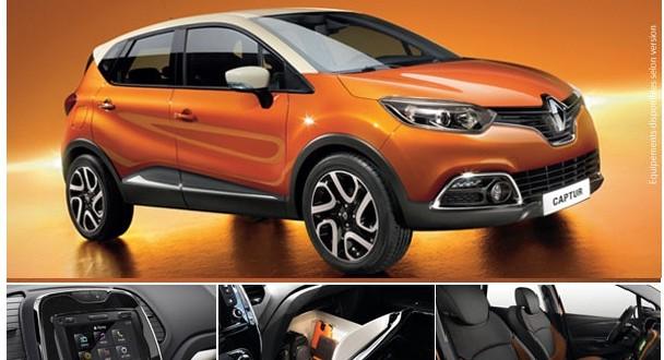 Promo Renault Captur Maroc 192 Partir De 169 900 Dh