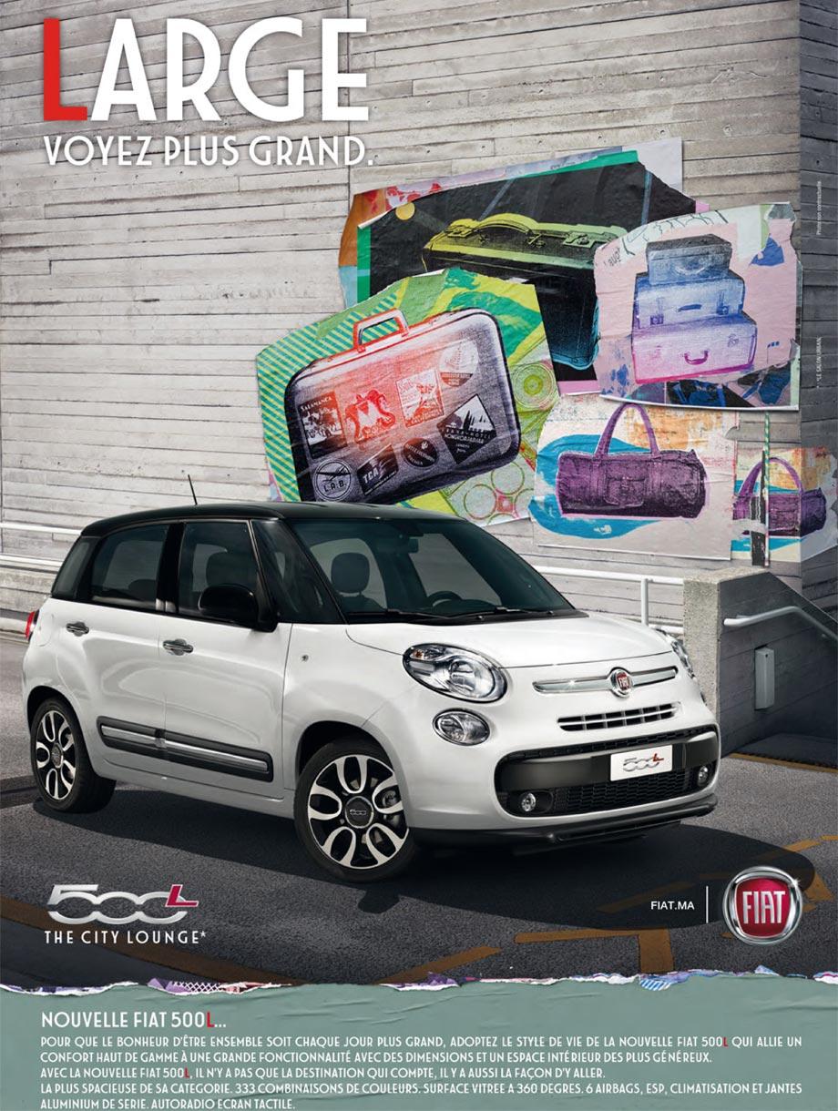 Promotion FIAT L Maroc Prix à Partir De DH - Fiat promotion