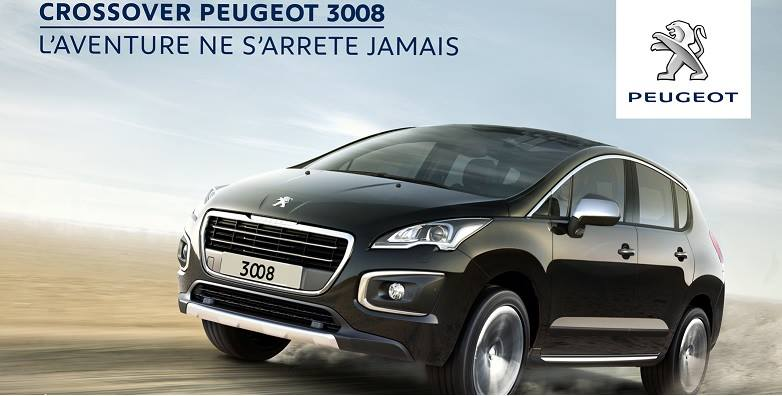 d ouvrez le nouveau peugeot 3008 diessel 2016 avec cr dit gratuit partir de 215 900 dh. Black Bedroom Furniture Sets. Home Design Ideas
