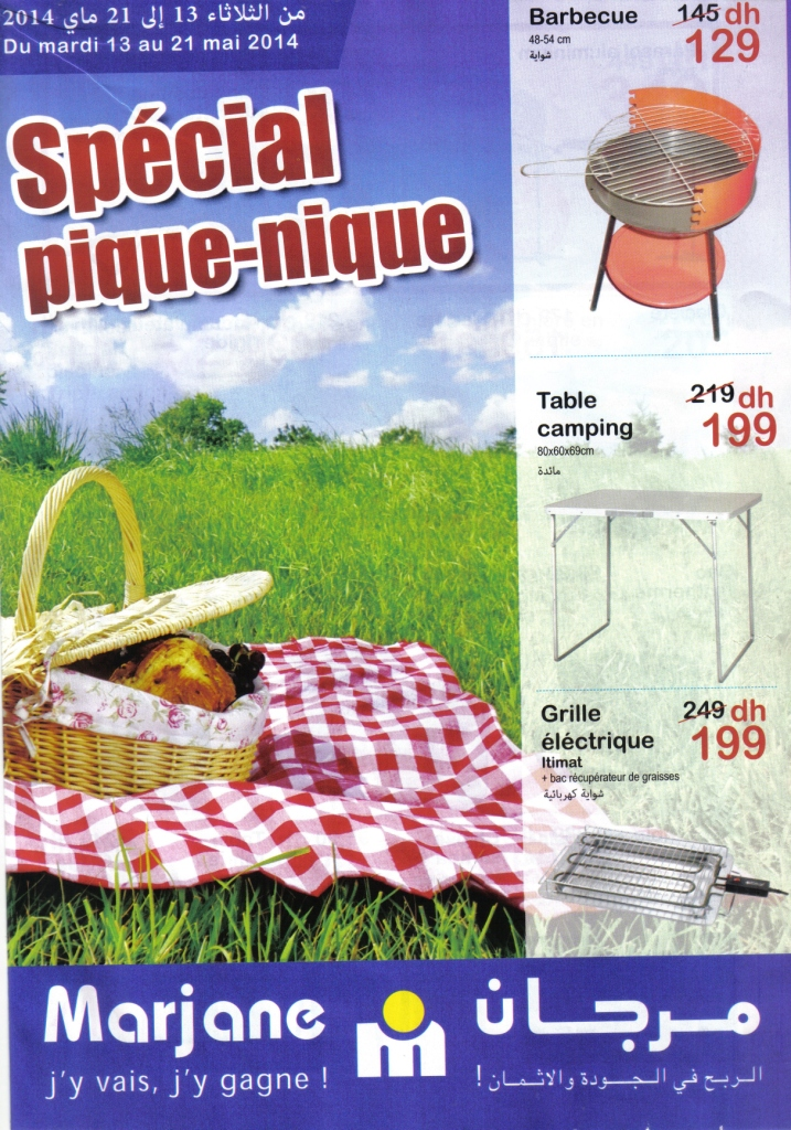 barbecue electrique marjane