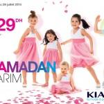 Kiabi promotion maroc