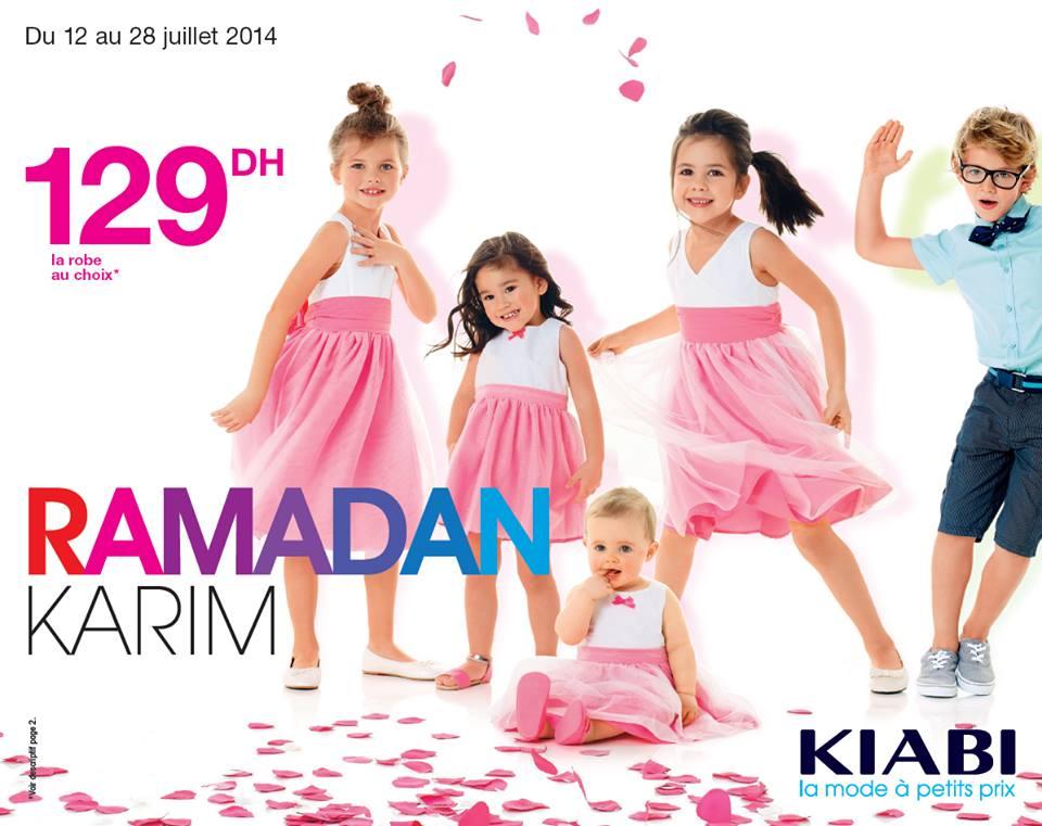 Catalogue Kiabi Maroc Jusqu Au 28 Juillet 2014