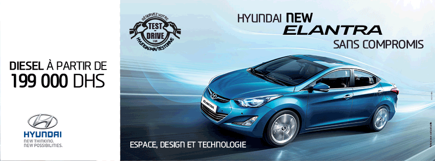 Hyundai maroc 2016