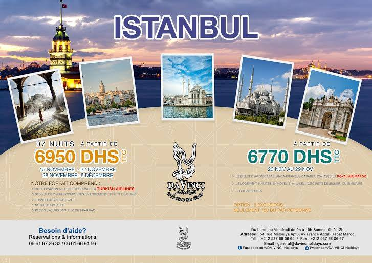 voyage-istanbul-pas-cher-2015