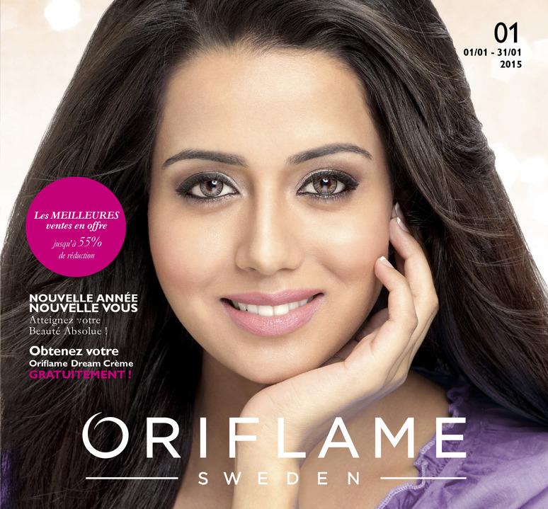 oriflame catalog 2017