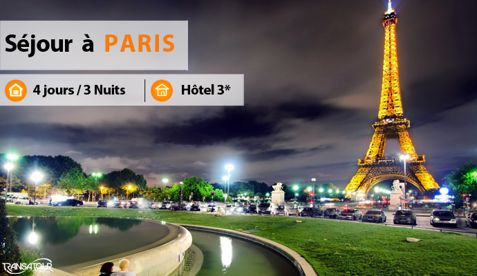 voyage a paris 2015