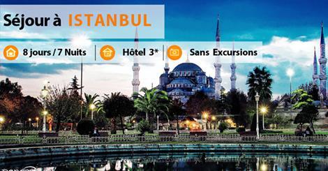 sejour istanbul