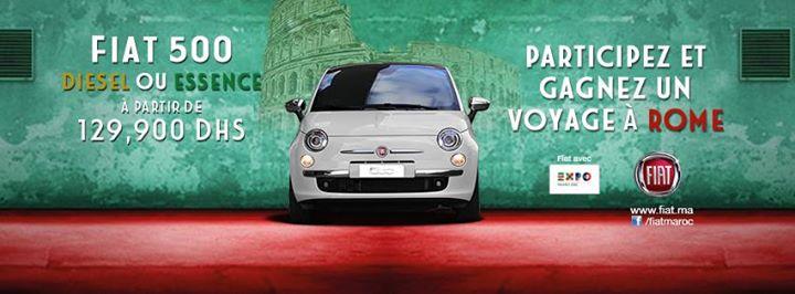 Fiat Maroc Promotion Diesel Ou Essence Prix à Partir De - Fiat promotion