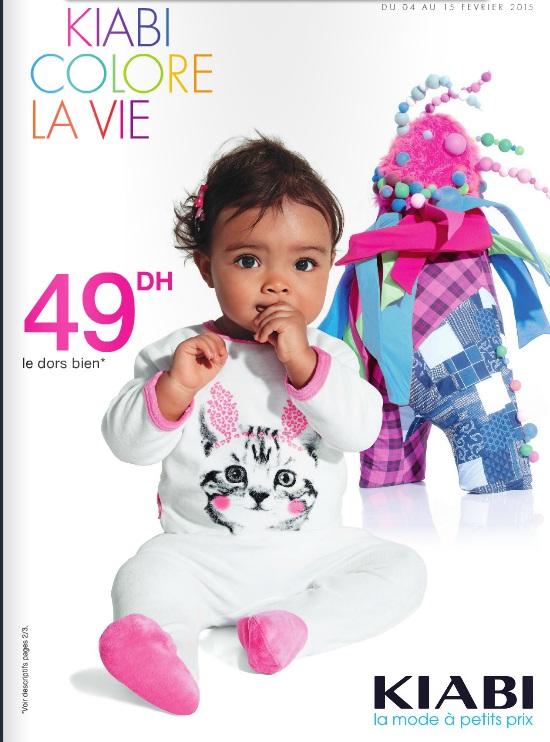 kiabi Maroc Catalogue jusqu'au 15 février 2015 | NOUVELLE ...