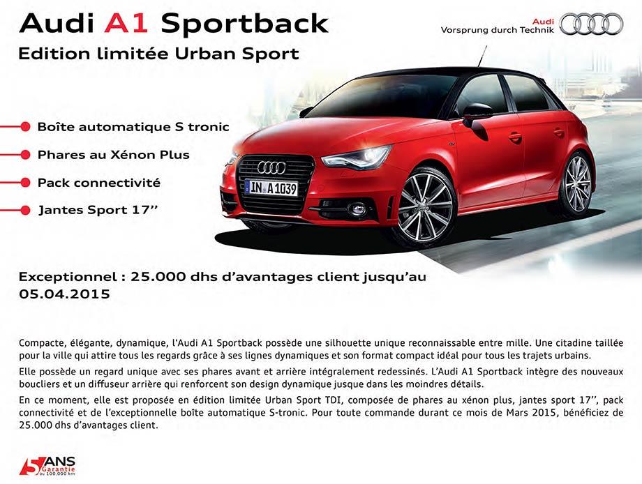 audi-a1-sportback-neuve-maroc-2015