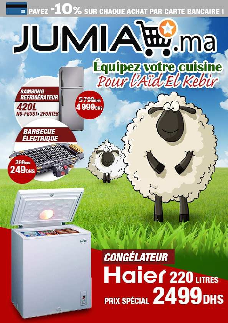 Jumia Maroc Catalogue Promotionnel Des Prix De Folie Pour