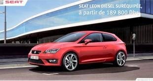 Seat-leon-promotion-au-maroc-solde-janvier-2016