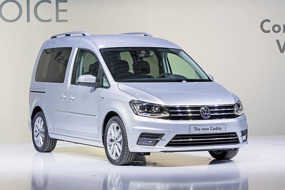 Volkswagen caddy 2016 prix