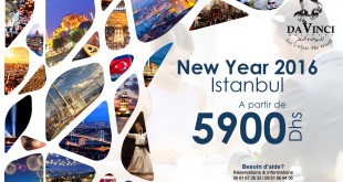 voyage-organise-Istanbul-Maroc-2016-Offre JANVIER