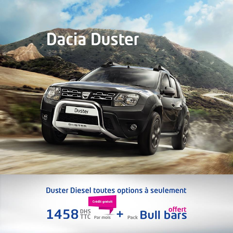 exceptionnelle jusqu 30 avril dacia duster diessel. Black Bedroom Furniture Sets. Home Design Ideas