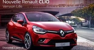 renault-clio-promotio-VOITURE-neuve-2016-maroc
