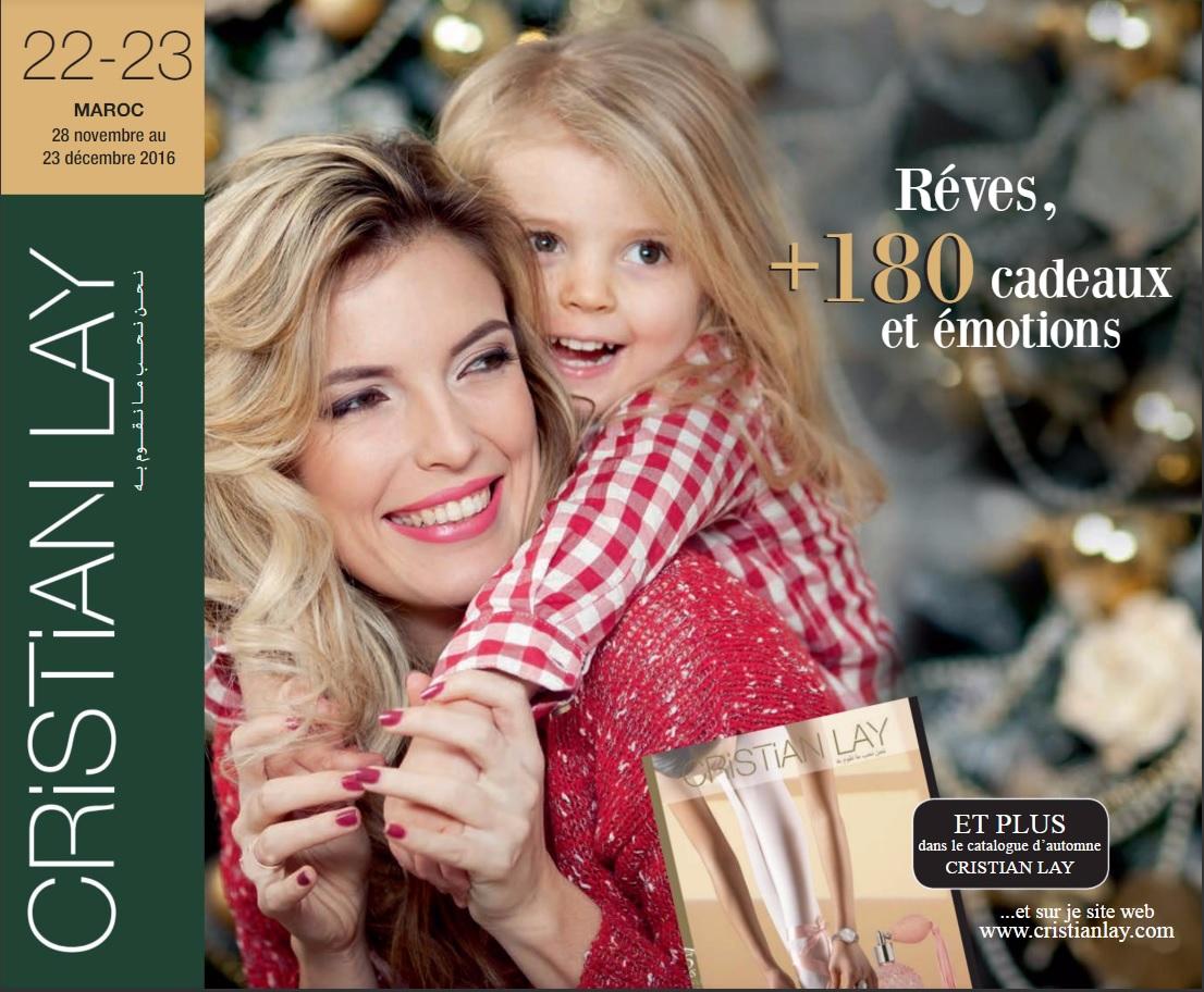 Catalogue-CRISTIAN-LAY-Maroc-2016