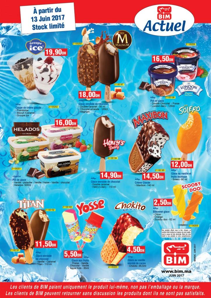 Catalogue promotionnel bim mardi 13 juin 2017 promotion for Mobilia 2017 maroc