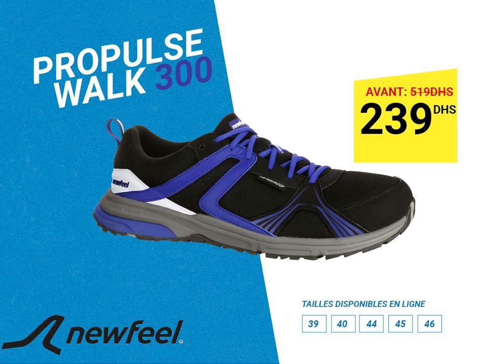 80860667d31 decathlon maroc » Proposer les chaussures Propulse Walk nordique ...