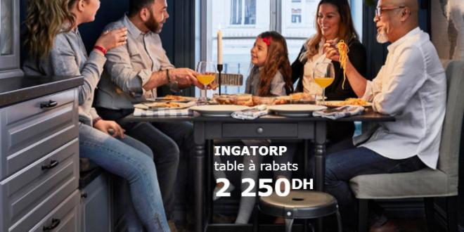 Ikea oujda prix duune cuisine ikea et de sa pose with for Salle a manger occasion maroc