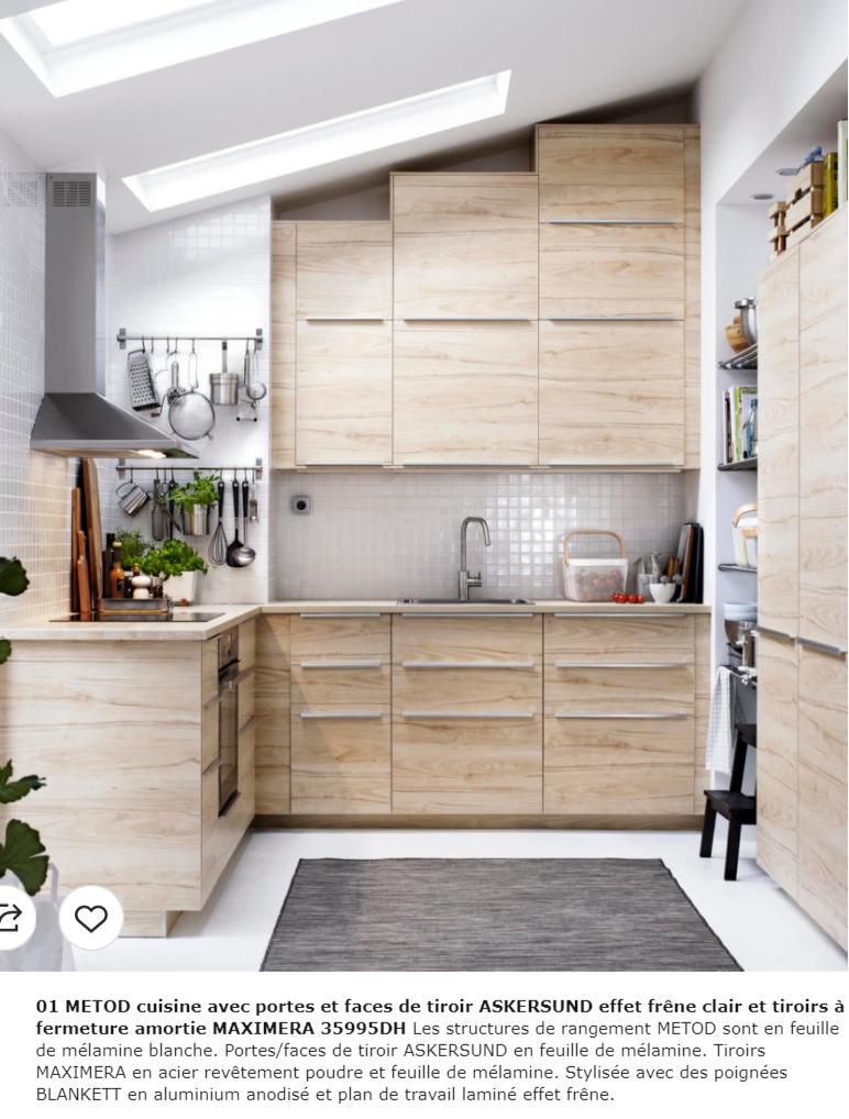 Catalogue promotionnel ikea maroc pour la cuisine for Mobilia kenitra