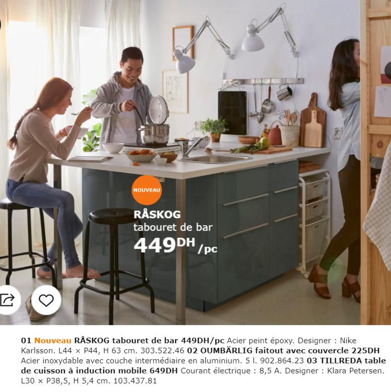 Great dcouvrez le nouveau catalogue ikea cuisine with for Placard de cuisine en alluminum le havre