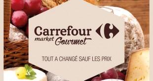 Carrefour market gourment