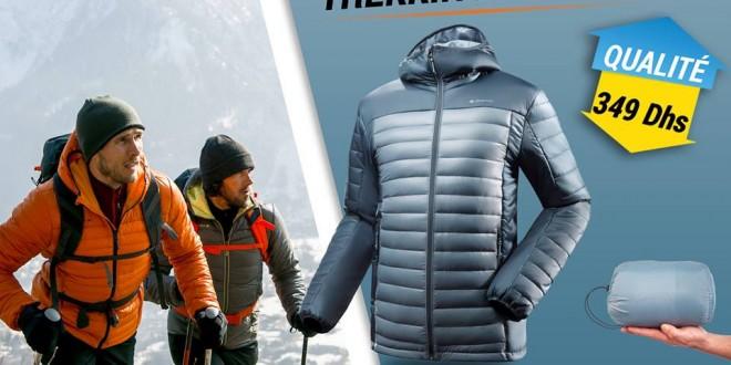 Decathlon maroc collection d hiver 2017 promotion au maroc for Mobilia 2018 maroc