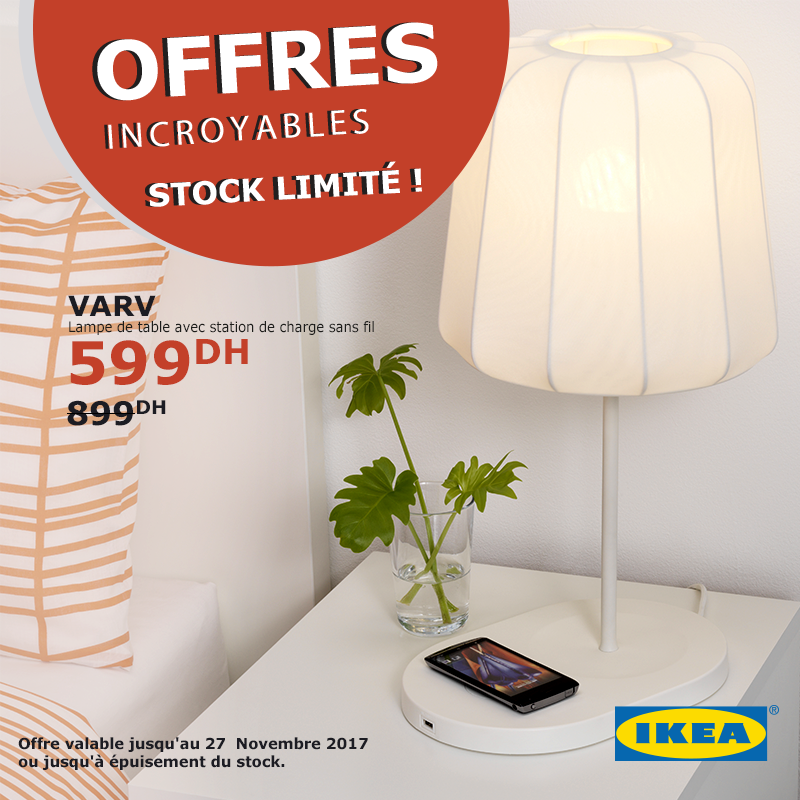 catalogue promotionnel ikea maroc jusqu au 27 novembre 2017 promotion au maroc. Black Bedroom Furniture Sets. Home Design Ideas
