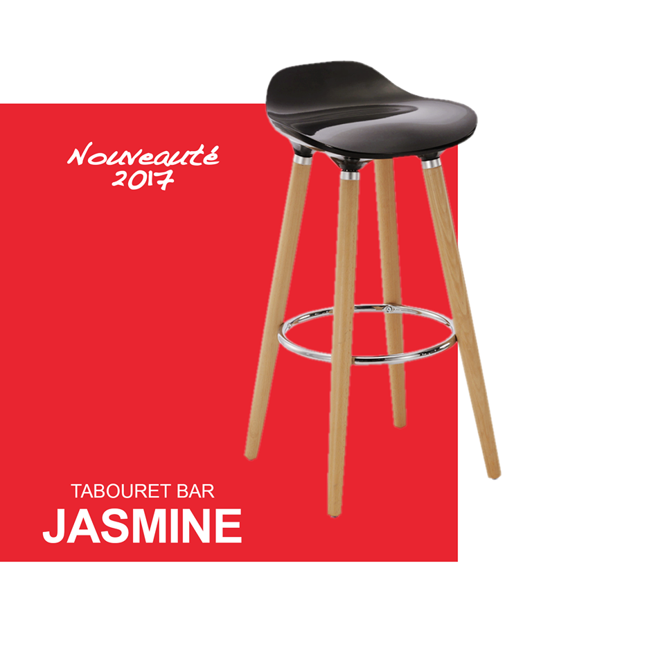 Kitea maroc promotion sp cial tabouret bar jasmine for Mobilia 2017 maroc
