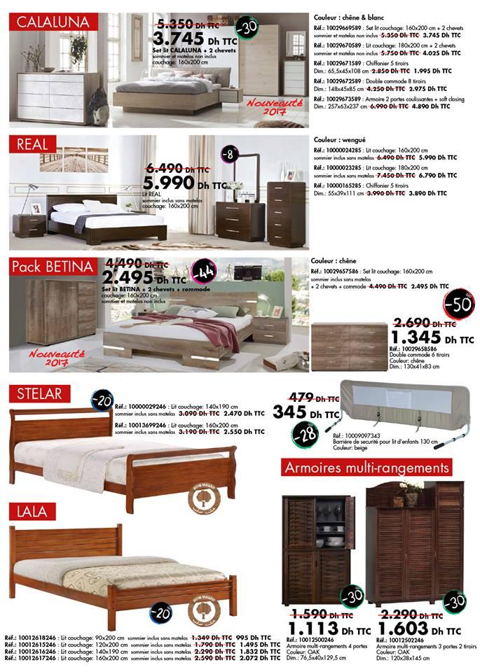 Kitea maroc catalogue et offres promotionnel jusqu au 31 for Mobilia kenitra
