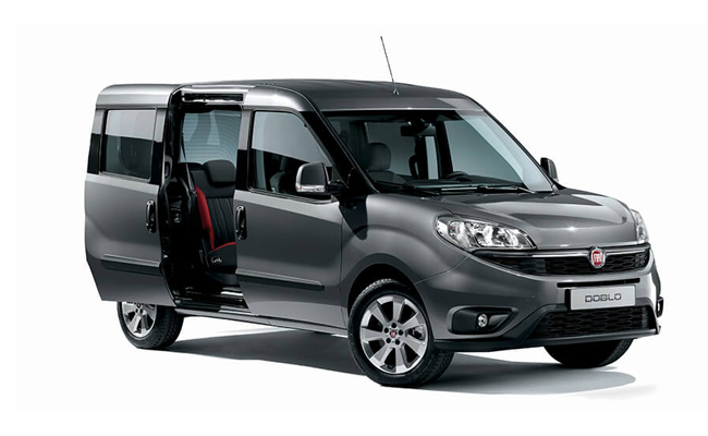 fiat doblo maroc promotion avec cr dit gratuit prix. Black Bedroom Furniture Sets. Home Design Ideas