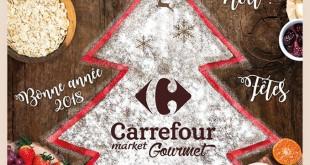 Carrefour market gourmant 1
