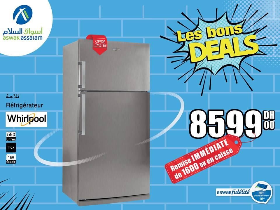 Asswak Assalam Promotion Et Offre Sur Réfrigérateur