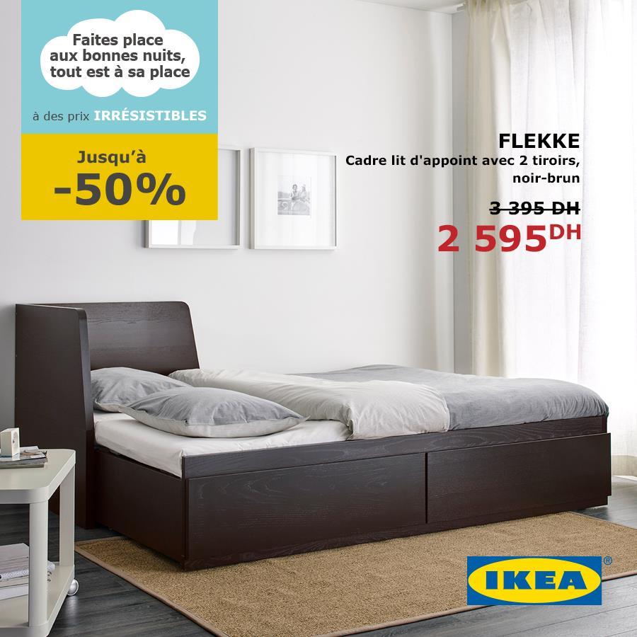 ikea maroc promotion jusqu au 13 f vrier 2018 promotion au maroc. Black Bedroom Furniture Sets. Home Design Ideas