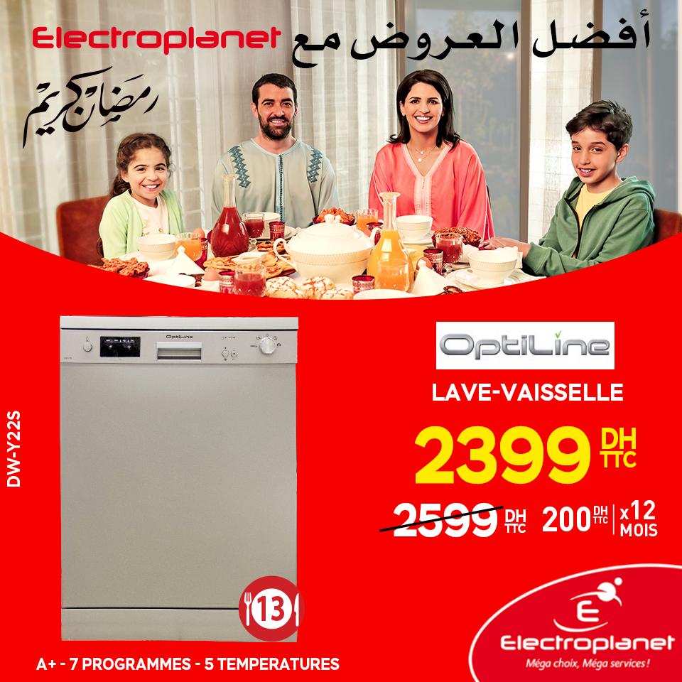 grand choix de d56f1 2156c Electroplanet promotion de Ramadan sur le lave-vaisselle ...