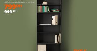 Ikea bibliothéque
