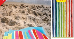 serviettes-de-plage-promotion-maroc-chez-Alpha-55-2018