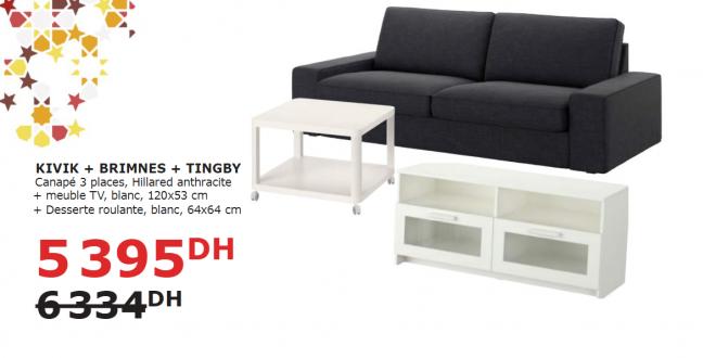 Ikea maroc catalogue promotionnel jusqu au 19 juin 2018 for Mobilia kenitra