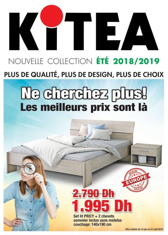 Kitea Maroc Catalogue été 20182019 Promotion Au Maroc