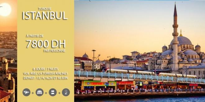 Voyage de luxe au meilleur prix istanbul maroc juin 2018 for Mobilia 2018 maroc