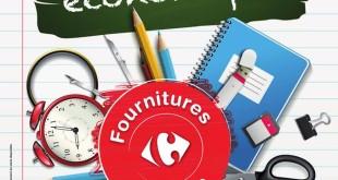 Carrefour rebtrée scolaire